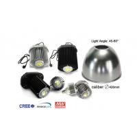 Wholesale Cree LED High Bay Lights 85-265 Vac Input With Bridgelux Integrated Chips from china suppliers