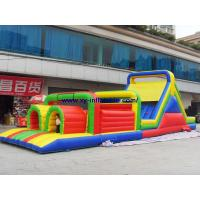 Wholesale Inflatable Obstacle, Obstacle Course (BOU-62) from china suppliers