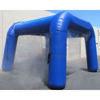 Wholesale Disinfection Inflatable Misting Station Sealed Tunnel Tent from china suppliers