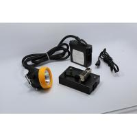 Wholesale Bright Cord LED Mining Cap Lamp , Portable Led Miner Lamp Long Life from china suppliers