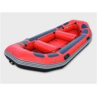 Wholesale Commercial grade  inflatable Rafting Boat DB21 with Reinforced Strips for rental from china suppliers