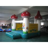 Wholesale 3 * 3m Inflatable Bouncy Castle , Inflatable Water Bounce House Abrasion Resistance from china suppliers