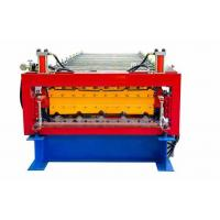 Wholesale 5.5KW Double Layer Tile Forming Machine Roof Tile Roll Forming Machine from china suppliers