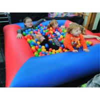 Wholesale Safety Funny Backyard Small Kids Inflatable Ball Pit Pool For Party from china suppliers