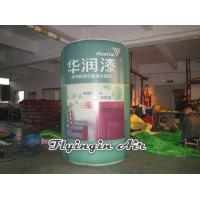 Wholesale Large Inflatable Paint Bucket Model Advertising Inflatable Paint Barrel from china suppliers