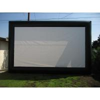 Wholesale inflatable lycra movie screen MS-005 from china suppliers