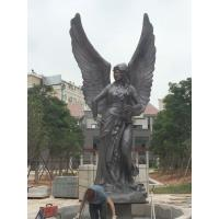 Wholesale Contemporary Bronze Angel Statue Brass Statues Sculpture Residence Decoration from china suppliers