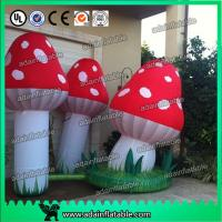 Wholesale Air Blown Inflatable Orange Lighting Event Inflatable Mushroom from china suppliers