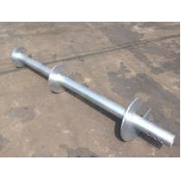 Wholesale Foundation System Ground Screw Anchor / Ground Screw Pile For Helical Pile Underpinning from china suppliers