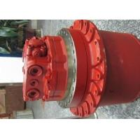 Wholesale Hyundai R225-9 Volvo EC210 Excavator Final Drive Motors With Gearbox TM40VC-05 Red Color from china suppliers