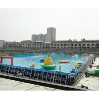 Wholesale Outdoor Above Ground Pool for water park from china suppliers