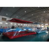 Wholesale Flame Retardant Waterproof Inflatable Bubble Tent For Car Body Cover 2 Years Warranty from china suppliers