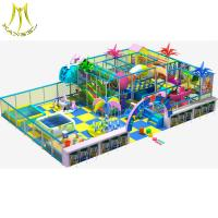 Wholesale Hansel  High quality softplay equipment kids indoor soft play equipment with CE from china suppliers