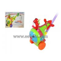 Wholesale Push pull toys funny aeroplane plastic toys from china suppliers