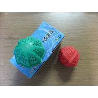 Wholesale Detergnet Free Nano Laundry Balls For Washing Machine , Reusable Eco Washing Balls from china suppliers