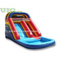 Wholesale Popular Inflatable Water Slide/Wet Slide (Wat-02) from china suppliers