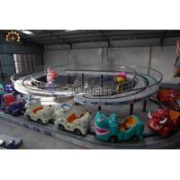 Wholesale Mini Shuttle Amusement Train Rides 2 Meter Track Height 12 Months Warranty from china suppliers