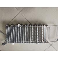 Quality Refrigerator Parts Finned Aluminum Evaporator High Heat Exchange Rate for sale