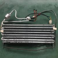 Buy cheap Aluminum No Frost Finned Tube Refrigerator Evaporator For Cooling Freezer By Our from wholesalers