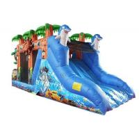 Wholesale Treasure Island Inflatable Bounce House Combo WSC-277 Customized Size from china suppliers