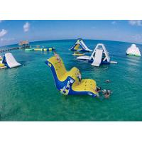 Wholesale Aqua floating  inflatable  water  amusement park from china suppliers