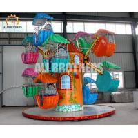 Wholesale Amusement Park Kids Ferris Wheel FRP And Steel Material CE Approved from china suppliers