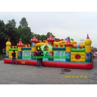 Wholesale inflatable park from china suppliers