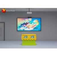 Wholesale Interactive Projection System Children Painting Fish Game Simulator FRP + Steel Material from china suppliers
