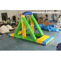 Wholesale Inflatable Water Swing game,inflatable Aqua Park from china suppliers