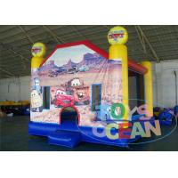 Wholesale Outdoor Party Childrens Inflatable Bounce House For Rental Security from china suppliers