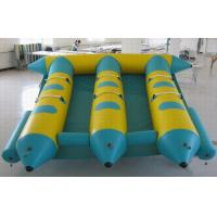 Wholesale Customed 6 Seaters Inflatable Banana Boat Fly Fish For Blow Up Pool Toys from china suppliers