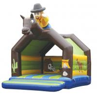 Wholesale Rent Happy Hop Inflatable Jumping Castle For Children PVC EN14960 from china suppliers