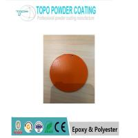 Wholesale Resin Texture Pure Epoxy Powder Coating RAL 2009 Orange Color from china suppliers