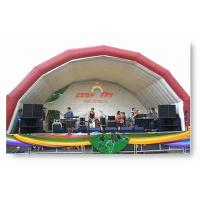 Wholesale Outdoor Inflatable Stage Party Tent for party event from china suppliers