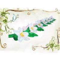 Wholesale Inflatable Flower String for Event, Stage and Wedding Decoration from china suppliers