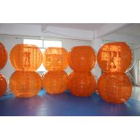 0.7mm tpu 1.5 m inflatable human balloon bubble ball soccer CE