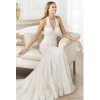 Quality white cotton Pretty Ladies Wedding Dresses for yong girl for sale