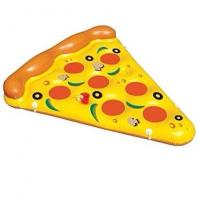 Buy cheap inflatable pizza mattress / inflatable float mattress from wholesalers