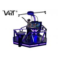 Wholesale Interactive Platform VR Theme Park Space Walking Virtual Reality Simulator from china suppliers