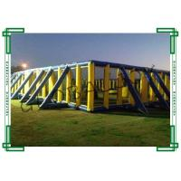 Wholesale Fire Retardant Inflatable Paintball Bunkers , Giant Inflatable Paintball Field from china suppliers