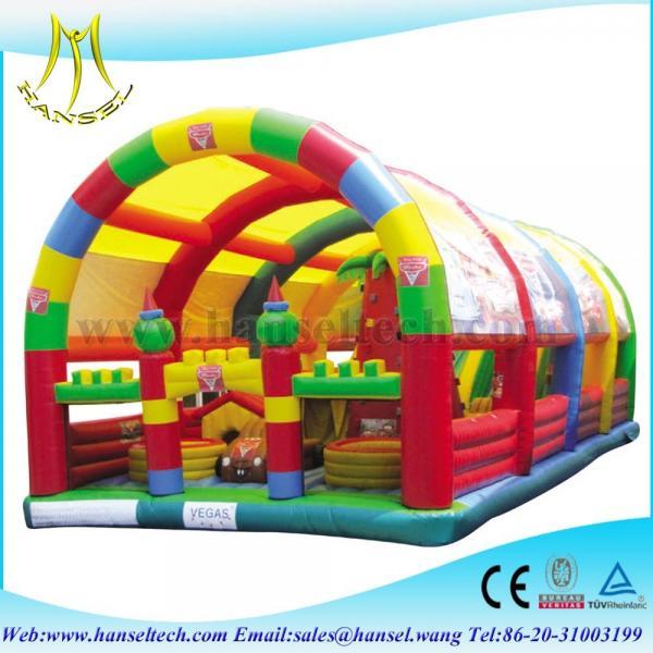 Quality Hansel high quality children amusement park equipment room size rental for sale