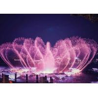 Wholesale water music fountain set modern outdoor water fountain prices outdoor water fountain from china suppliers
