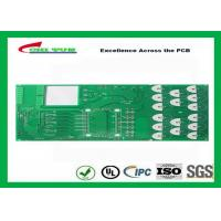 Wholesale 2OZ Copper RoHS 2 Layer PCB Double Sided Circuit Board FR4 2.0MM from china suppliers