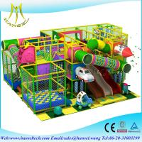 Wholesale Hansel2015 kids toys indoor soft playground,electric soft playground for sale from china suppliers