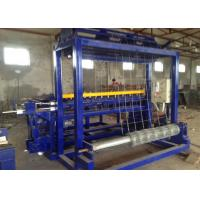 China 380v 40kw Grassland Fence Machine Galvanized Steel Wire Mesh Machine on sale