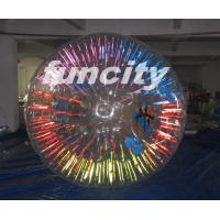 China Shining Inflatable Zorb Ball on sale