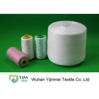 Wholesale Low Shrinkage Polyester Industrial Sewing Threads With TFO Or Ring Spun Technics from china suppliers