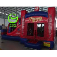 Wholesale 2016 hot sell Spiderman inflatable bounce house with 24months warranty from GREAT TOYS from china suppliers