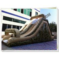 Wholesale Camouflage Slide Inflatable slide Game KSL090 from china suppliers