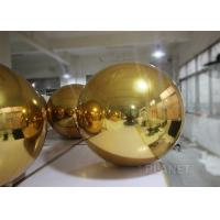 Wholesale 0.7mm PVC Floating Mirror Ball Decorations Logo Printing Fire - Resistance from china suppliers
